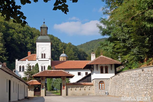 Manastir Vracevsnica