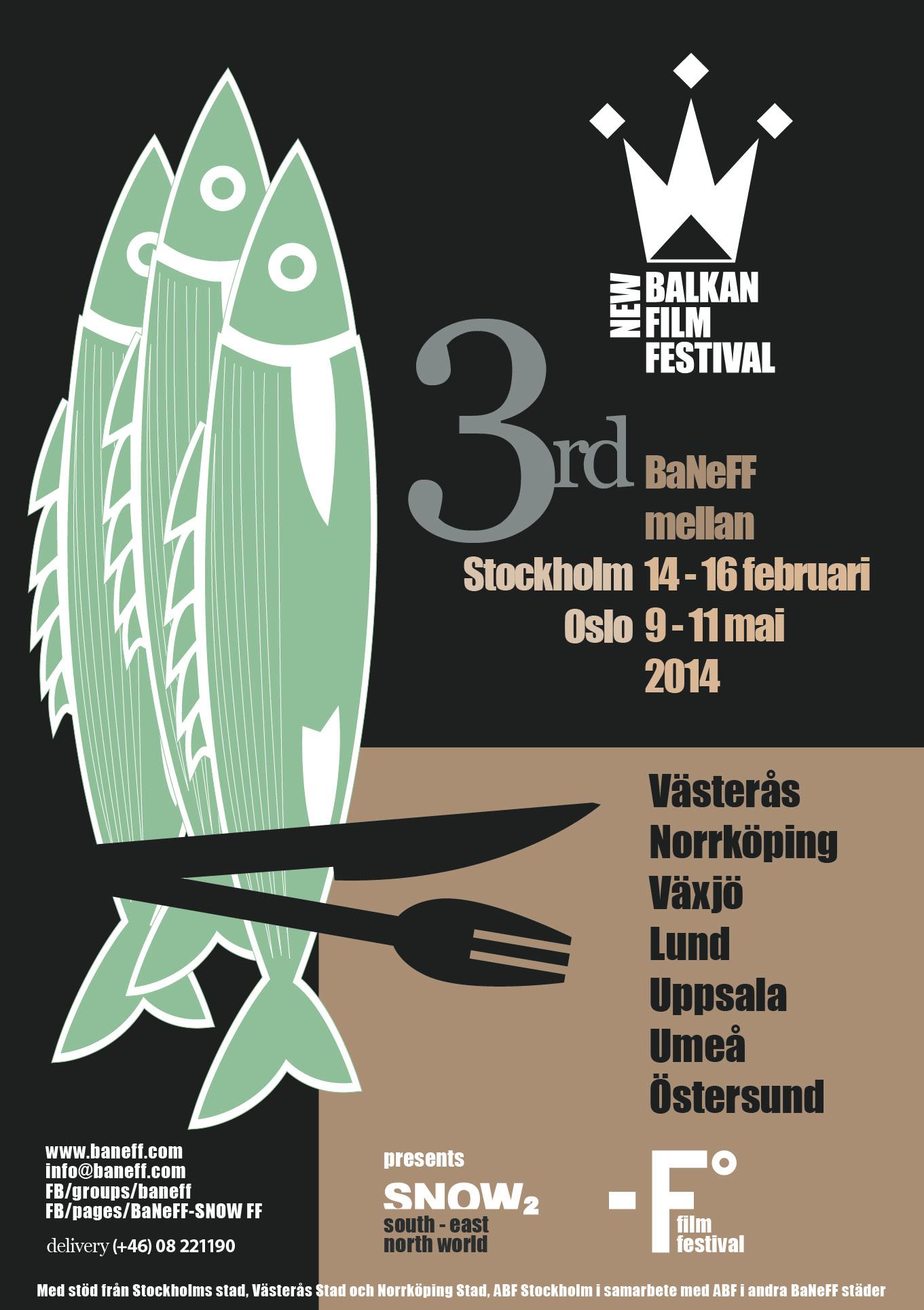 Poster BaNeFF 2014