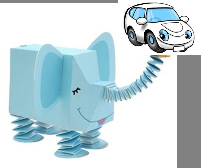 Slon-dizalica