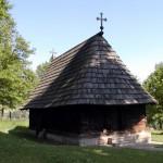 Crkva brvnara u Takovu