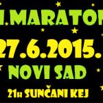 Novosadski nocni maraton 2015