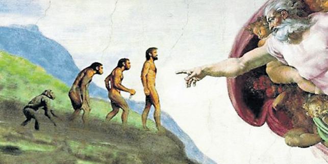 Evolucija ili stvaranje