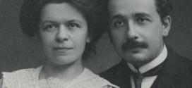 Mileva i Albert Ajnstajn