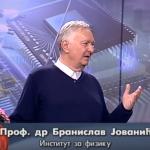 Branislav Jovanic Emisija Kontekst21 RTS 1 4 2016